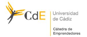 Cátedra Emprendedores de la Universidad Cádiz